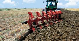 Multimaster 183 Plow in action