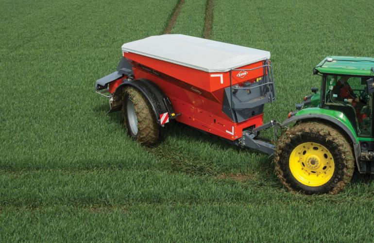 Axent 100.1 Fertilizer Spreader
